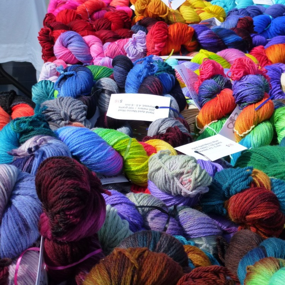 yarn at Fibrations