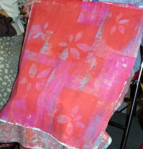 ester's thickened dye class project