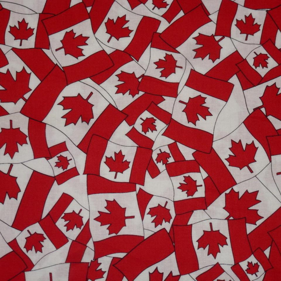 canadian flag gordons